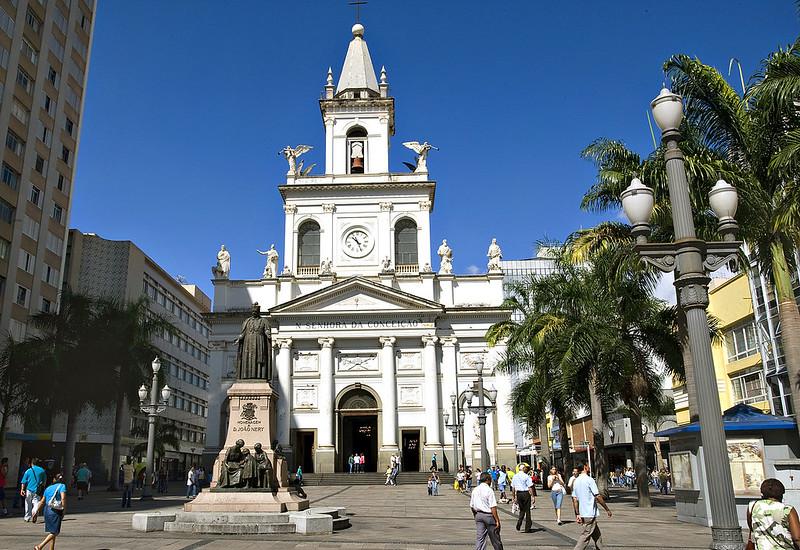 Campinas é a primeira metrópole brasileira sem ser capital