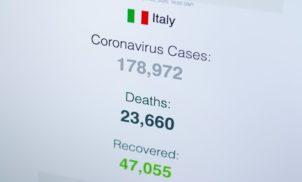 Vírus chinês já circulava na Itália desde dezembro de 2019