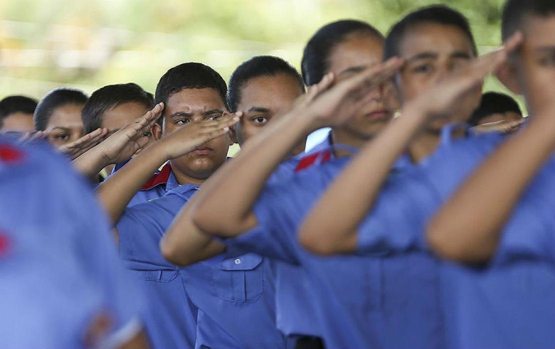 Escolas militares: quais são os pilares que sustentam este modelo?