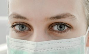 Oito passos para a colocação perfeita da máscara