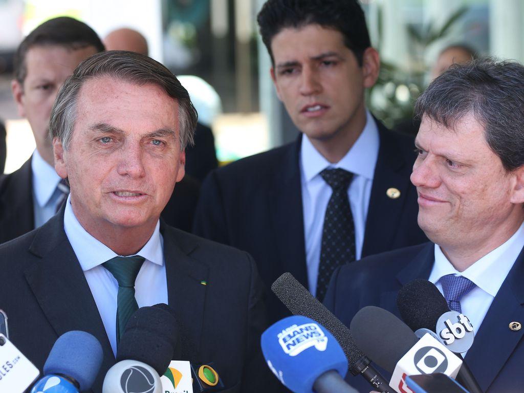 """Rafael Marques: Ministro Tarcísio já entregou 36 obras  e promete """"mais 40"""""""
