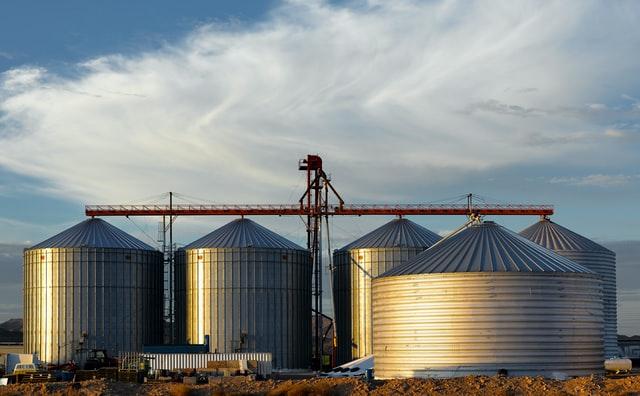 Capacidade de armazenagem agrícola de 169,5 milhões de toneladas