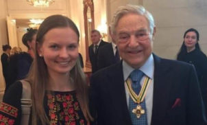 Polônia expulsa Lyudmyla Kozlovska, braço direito de George Soros