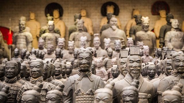 China se prepara pra um ataque?