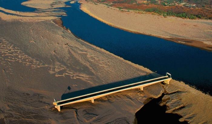 Disrupção: ponte em Honduras é uma metáfora perfeita