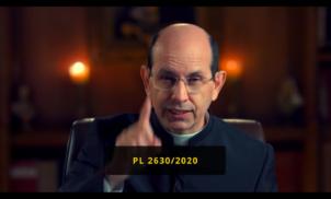 Padre Paulo Ricardo denuncia Lei da Censura