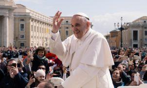 """Papa contra aborto: """"Um assassinato que não se pode apresentar como direito humano"""""""