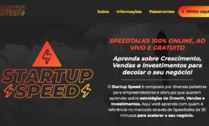 Startup Speed ocorre neste sábado, 8 de agosto