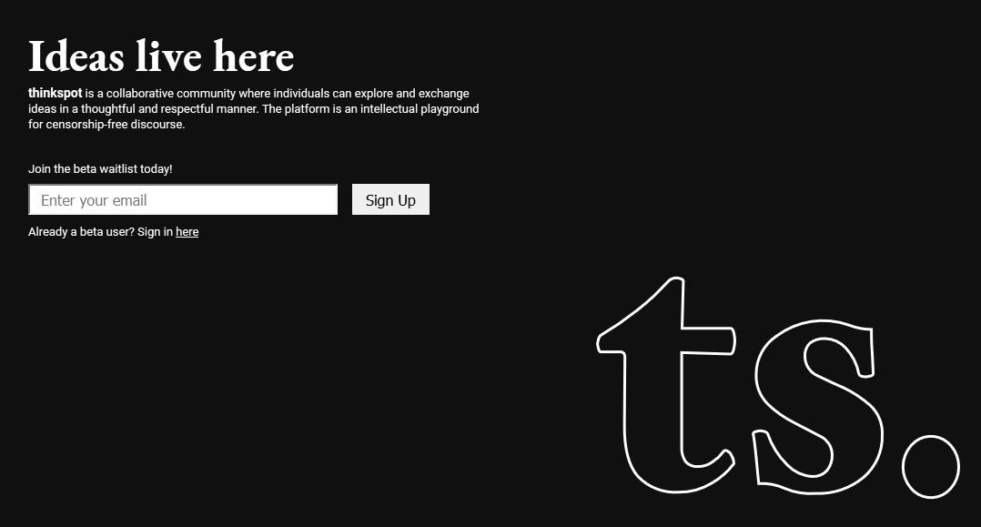 O que é a Thinkspot, rede social criada por Jordan Peterson?