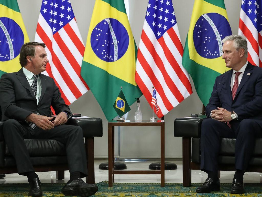 Acordo prevê crédito de US$ 1 bi para projetos no Brasil, incluindo 5G