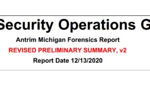 Relatório Forense de Antrim Michigan: 68% de erro em votos