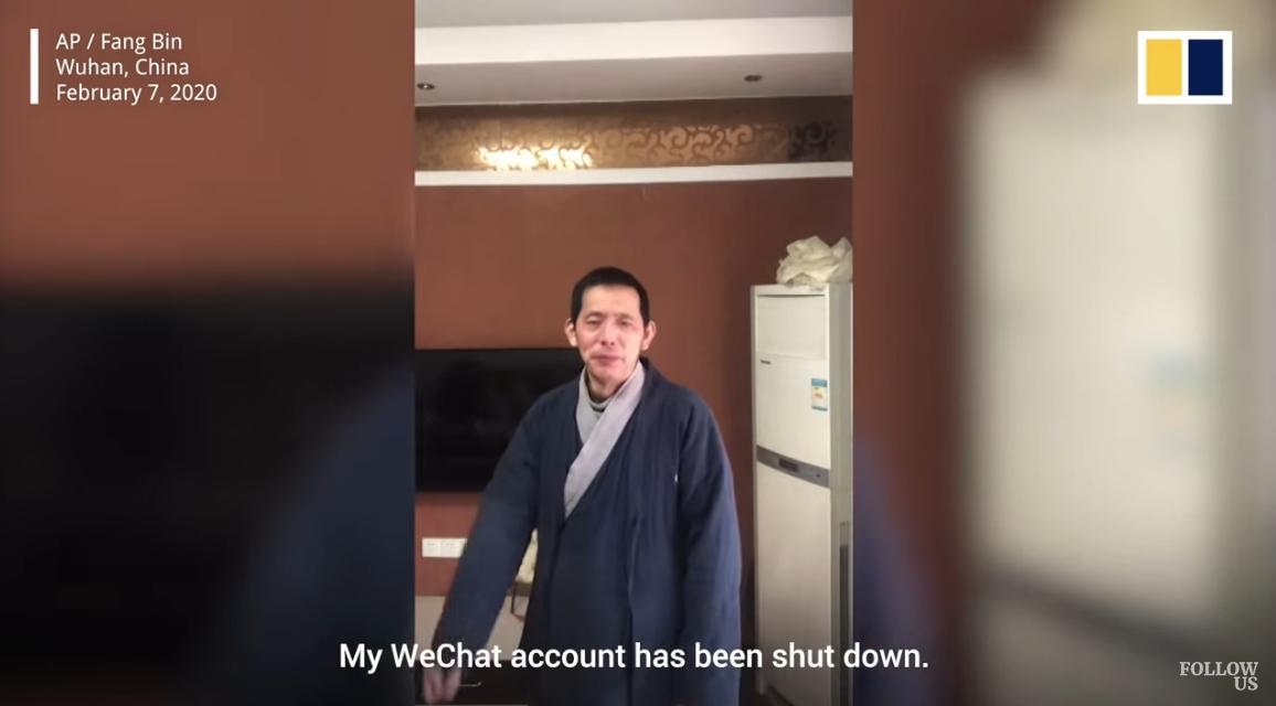 China: líder mundial de jornalistas presos em 2020