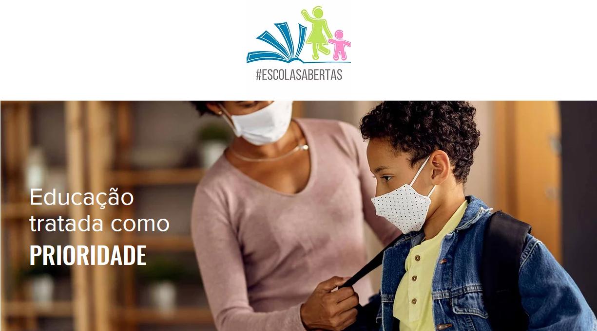 Movimento Escolas Abertas processa a prefeitura de SP