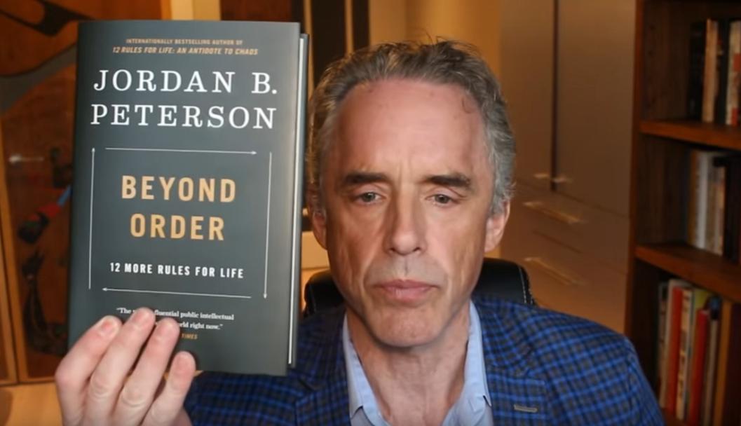 O novo livro de Jordan Peterson deve ser cancelado?