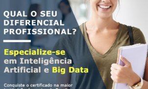 MBA em IA e Big Data na USP