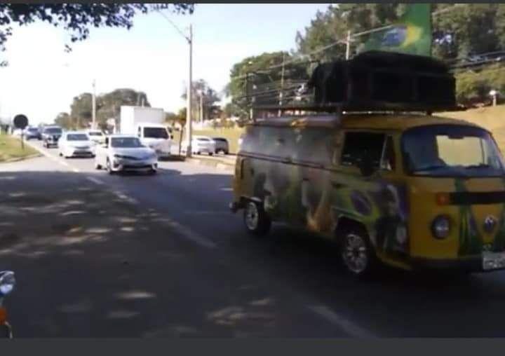 Maio Verde e Amarelo: Valinhos e Vinhedo nas manifestações