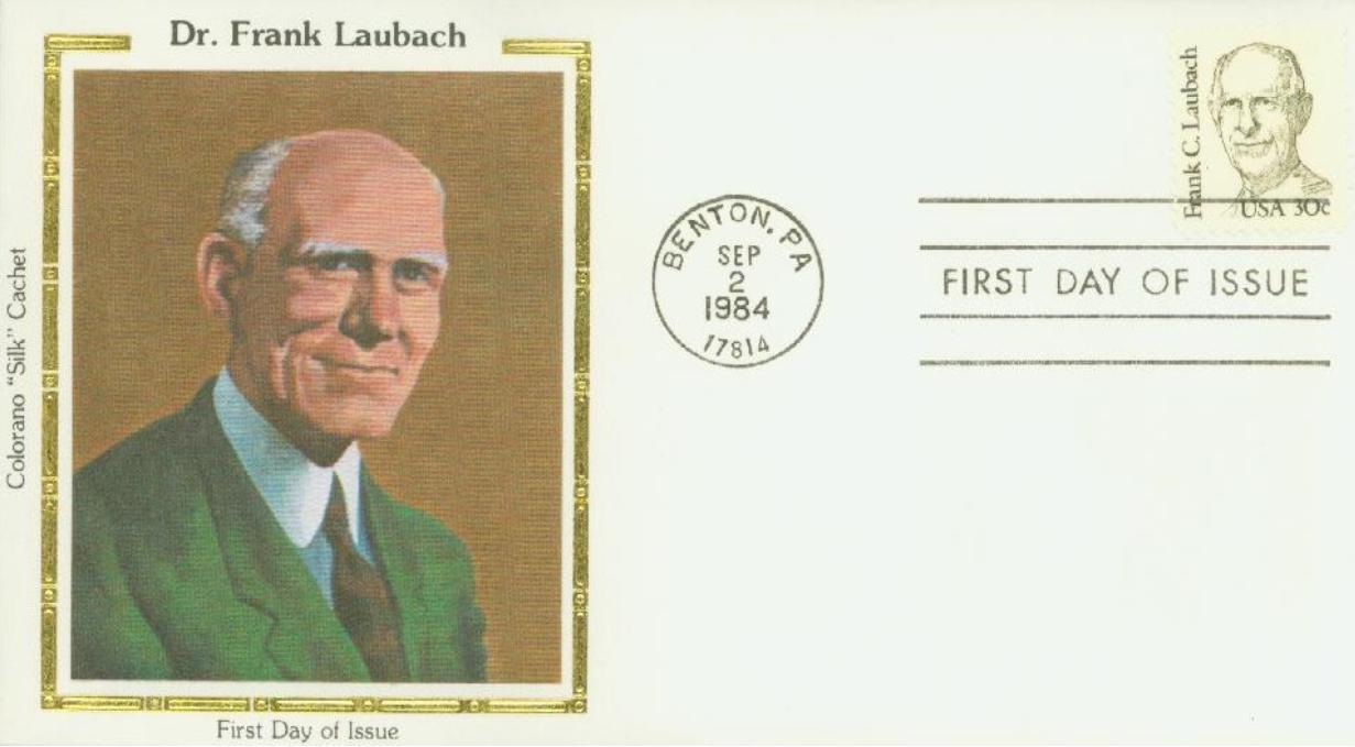 Frank Laubach: um dos métodos mais bem-sucedidos de alfabetização do mundo
