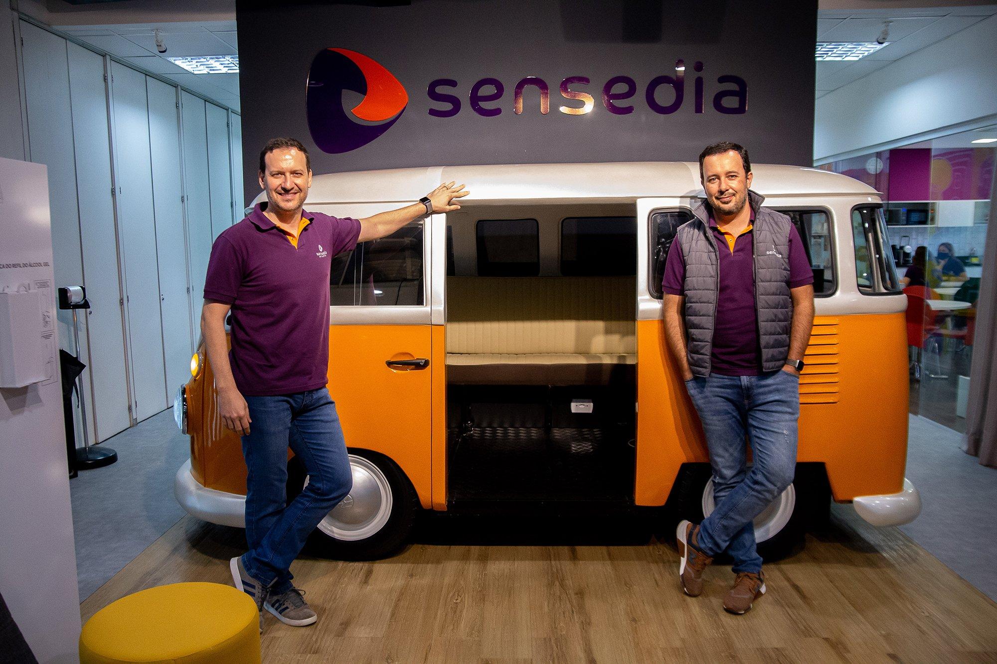Sensedia recebe aporte de R$ 120 milhões