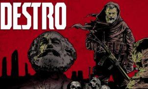 Quadrinhos: Destro, herói brasileiro, tem mais de 15 mil leitores nos EUA