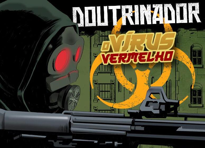 O Doutrinador está de volta: aventura inédita aborda a pandemia