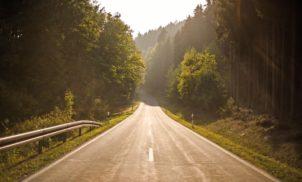 Direita: em que parte da estrada nos perdemos?