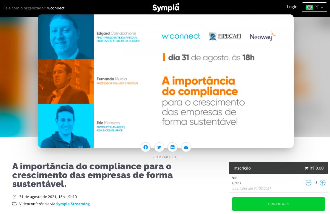 Melhores práticas de compliance são discutidas em evento