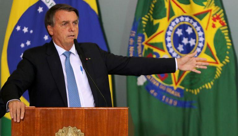 Bolsonaro, o alienígena inconveniente